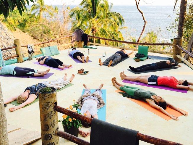 5 jours en stage de yoga, méditation et transformation dans le Jalisco, Mexique