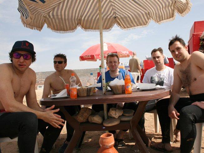 7 Days Guided Surf Camp Agadir, Morocco