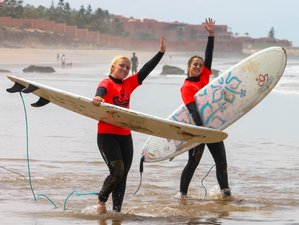 7 Day All-inclusive Surf Camp in Taghazout