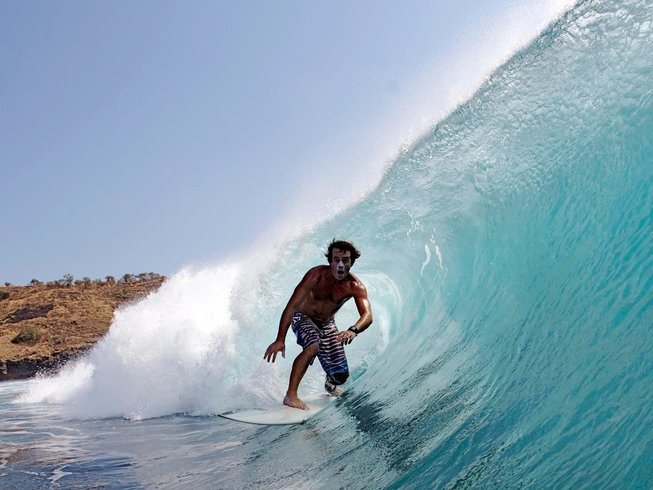 8 Days Yoga and Surf in West Sumbawa, Indonesia