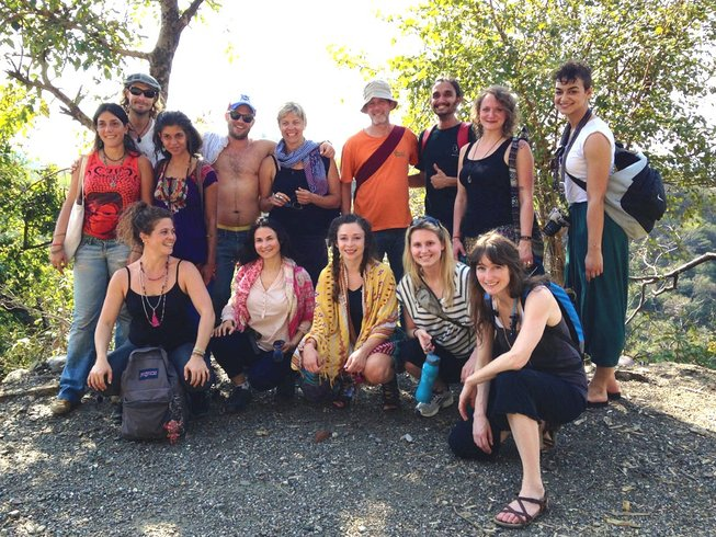 58 days 500hr yoga teacher training in rishikesh india