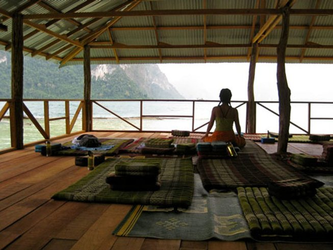 8 Days Jungle Yoga Retreat in Thailand