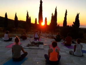 8 Days Wellness, Hiking Yoga Holiday in Greece, Kos