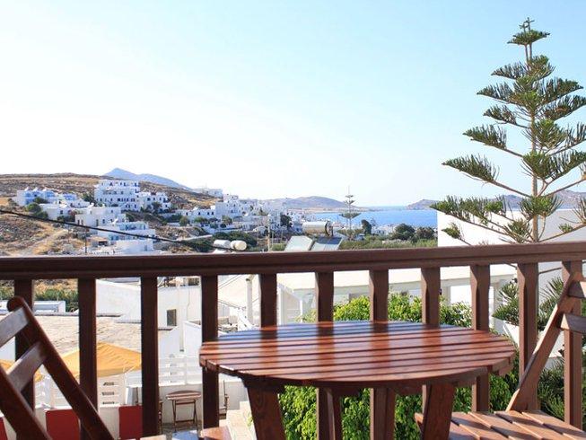 8  Days Mandala Yoga Retreat in Paros, Greece