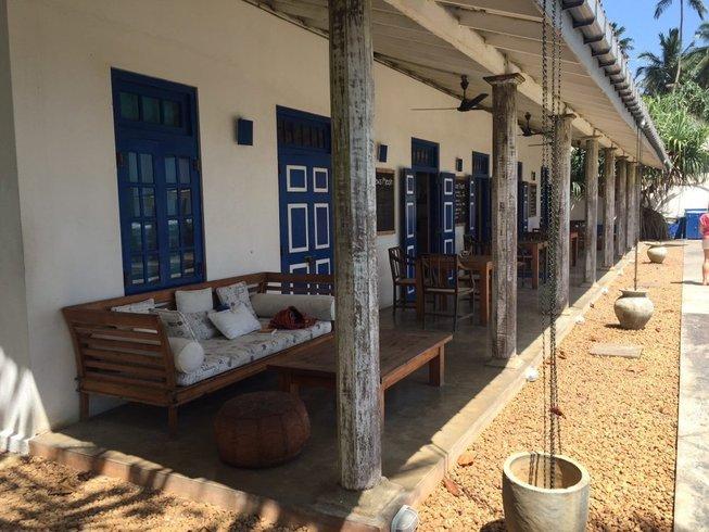 8 días meditación consciente y retiro de yoga en Galle, Sri Lanka