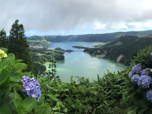 6 Days Meditation and Nature Vacation with Yoga at São Miguel, Azores