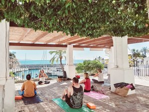 4 Day of Yoga Bliss, Sound Massage, Sunset Meditation & Moon Ceremony in Almuñécar, Granada