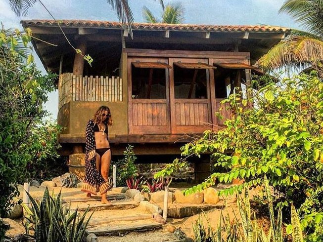 8 Days Personal Growth Yoga Retreat in Mexico