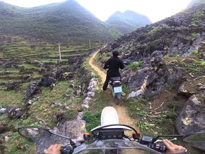 9 Day Guided North Vietnam Guided Motorcycle Tour to Ha Giang