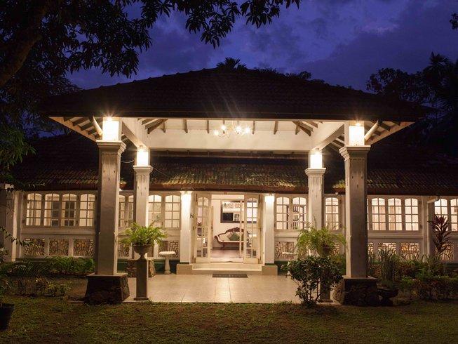 28 Days Cancer Recovery and Ayurveda Yoga Retreat in Kalutara, Sri Lanka