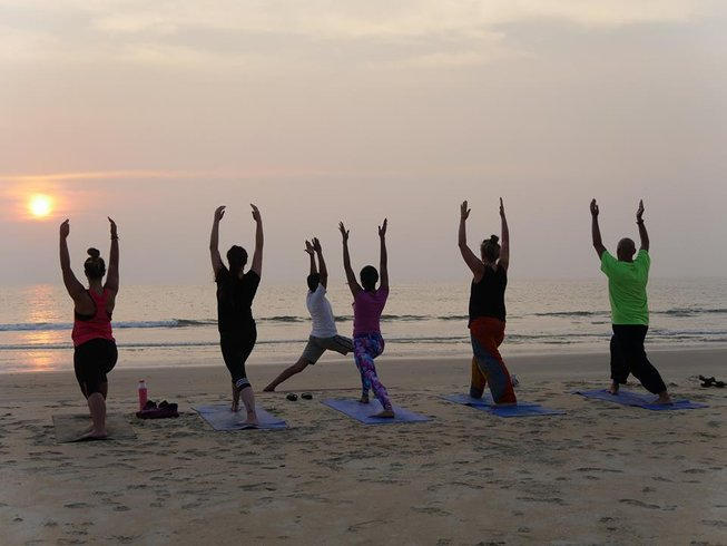 7 Days Personalized Wellness and Yoga Retreat in Goa, India
