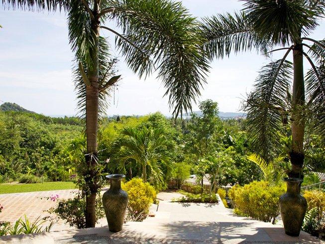 4 jours en stage de yoga et méditation à Krabi, Thaïlande