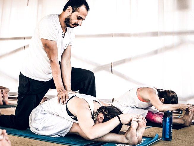 28-Daagse 200-urige Yoga Docentenopleiding in Goa, India
