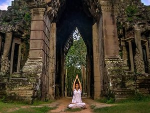 '8 Days Wellness, Meditation, and Yoga Retreat Cambodia