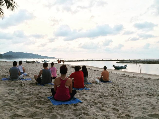 8 Days Thailand Meditation and Yoga Retreat with Summer Dien