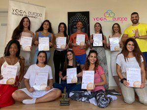 20 Day 200-Hour Comprehensive Yoga Teacher Training in Limassol