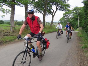 5 Days Self Guided South Coast and Castles Cycling Holiday in UK