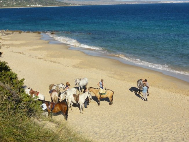 7 Tage Naturpark Reiten, Meditation und Yoga Retreat in Andalusien, Spanien