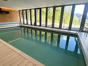 3 jours en week-end de hatha yoga avec piscine et spa dans les Alpes