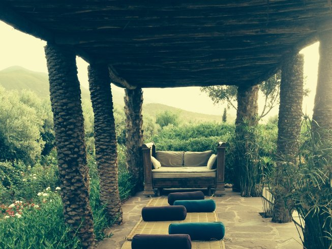 8 Days Moroccan Chakra Yoga and Wellbeing Retreat