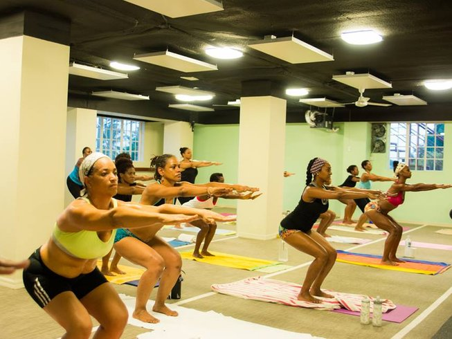 5 Days Bikram Yoga Retreat Kingston, Jamaica