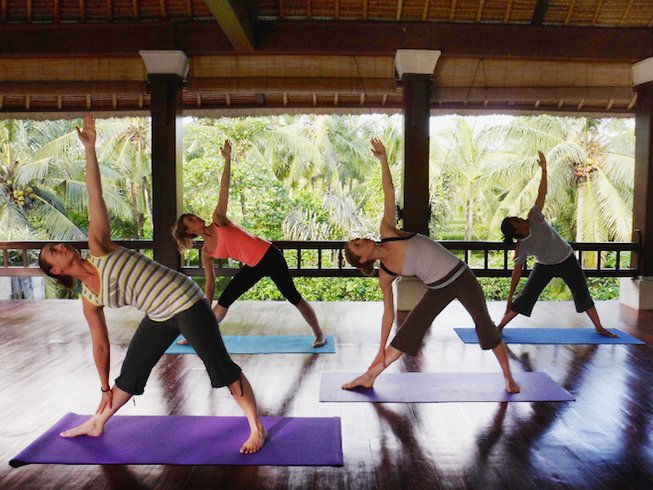 6 Days Yoga and Consciousness Retreat in Vietnam