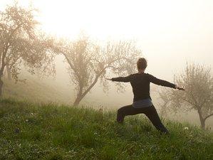 3 Tage Herbst Yoga und Aromatherapie Retreat in der Südsteiermark
