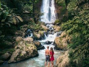 3 Days Swim in Five Sacred Waterfalls and Clean Up Your Karma Yoga Retreat in Ubud, Bali
