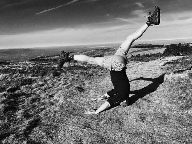 6 jours en stage de yoga et méditation itinérant sur les chemins de Compostelle, France