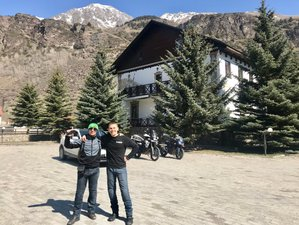 11 Day The Best Russian Guided Motorcycle Tour From Moscow to Sochi