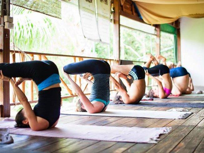 14-Daagse Detox en Yoga Retreat in Koh Phangan, Thailand