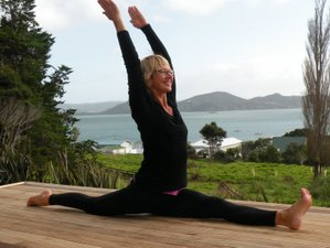 6 Day Hiking and Yoga Holiday in Whangarei Heads, Northland