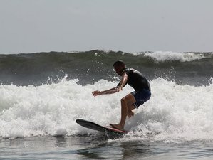 8 Days Spanish Course with Surfing in Santa Elena, Ecuador