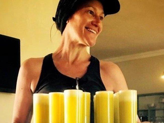 7 Tage Saftfasten Detox, Meditation und Yoga Retreat Westkap, Südafrika
