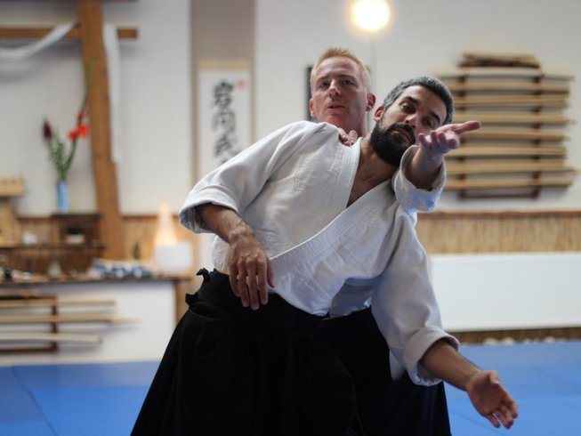 3 Days Spiritual Aikido Retreat in Switzerland
