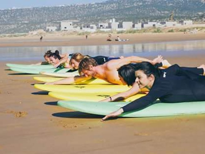 11 Days Coached Surf Camp in Tamraght, Morocco