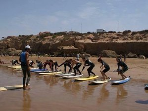 11 Days Exhilarating Surf Camp in Imsouane, Morocco