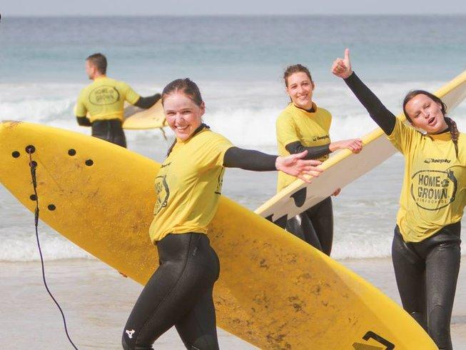 8 Days Lovely Surf Camp in Corralejo, Spain