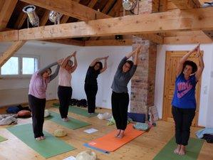 3 Tage Yoga Wochenend Retreat mit Meditation und Entspannung im Schwarzwald