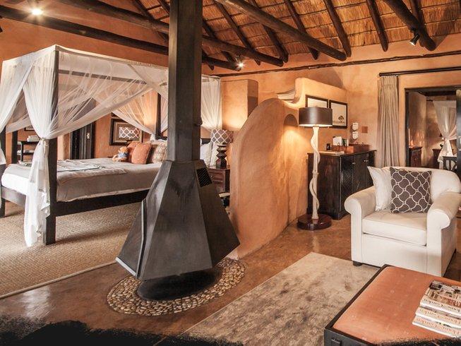 9-Daagse Luxe Safari en Yoga Retraite in Zuid-Afrika
