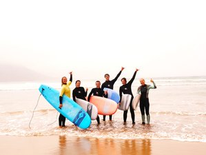 8 Day Getaway Surf Camp in Imsouane