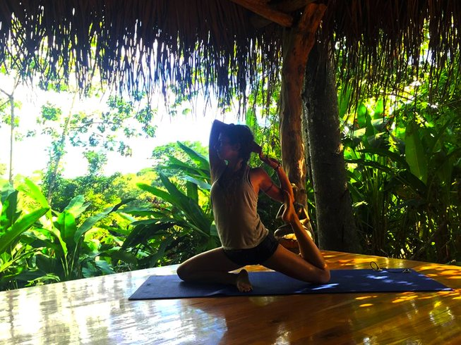 21 Days Spanish and Yoga Retreat in Costa Rica