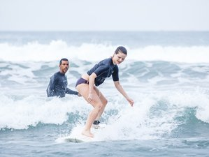 4 Days Surf and Yoga Holiday in Olon, Ecuador