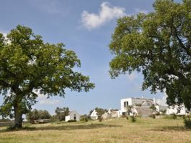 8 Tage Ashtanga Yoga Retreat in Apulia, Italien