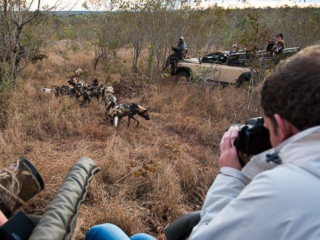 5 Days Awe-Inspiring Photography Safari South Africa