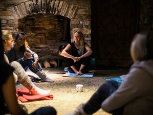 4 Day New Year Restorative and Rejuvenating Yoga and Meditation Retreat in Cornwall