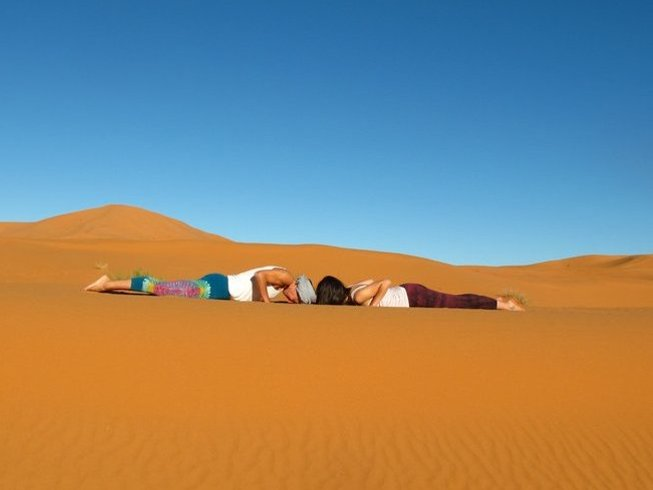 12 Days Round Trip Surf and Yoga Retreat in Morocco