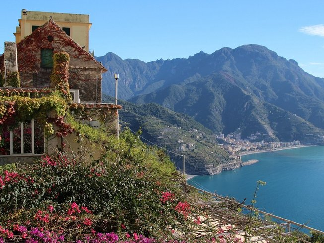 8 Days Cultural Tour and Culinary Holiday in Amalfi Coast, Italy