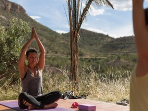 7 Day Embrace the Elements Hatha with a Strong Ashtanga Influence Yoga Retreat in Totana, Murcia