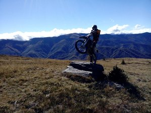 "5 Days ""Get Your Buddy and Let's Ride"" Guided Enduro Motorcycle Tour in Sibiu Area, Romania"
